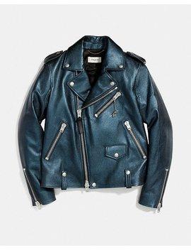 Dark Star Jacket by Coach