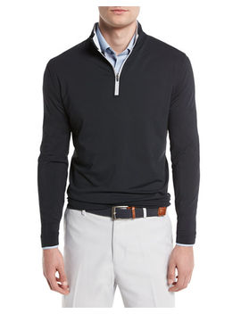 Perth Quarter Zip Sweatshirt by Peter Millar
