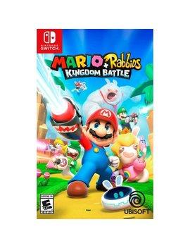 Mario + Rabbids Kingdom Battle, Ubisoft, Nintendo Switch, 887256028299 by Ubisoft
