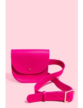 Casual Belt Bag by A'gaci