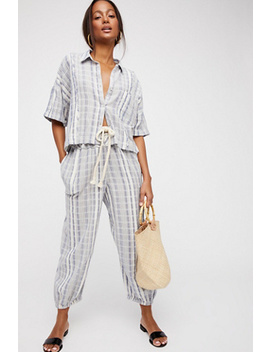 Stripes For You Sleep Co Ord by Free People