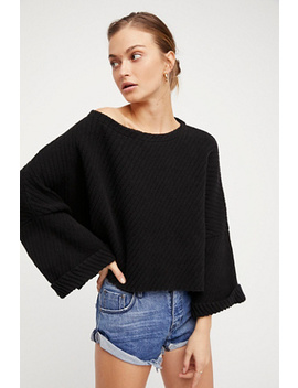 I Can't Wait Jumper by Free People