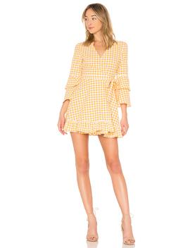 Idyllic Wrap Dress by The Fifth Label