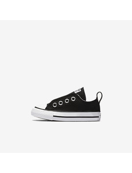 Converse Chuck Taylor All Star Simple Slip Low Top by Nike