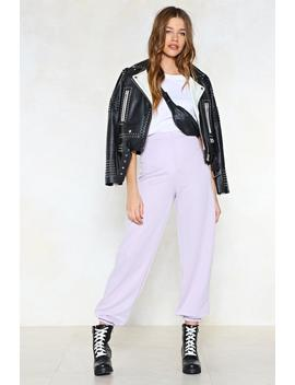 Don't Sweat It Joggers by Nasty Gal