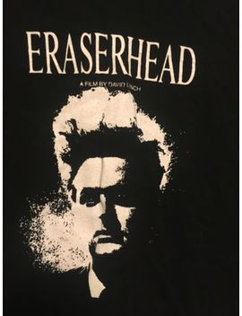 Vintage Eraserhead T Shirt David Lynch Twin Peaks by None