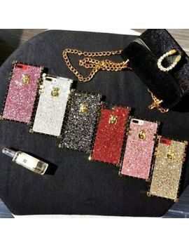 Hot Luxury Fashion Bling Girl Mobile Phone Case Cover For I Phone 6 6s 7 8 X Plus by Unbranded/Generic