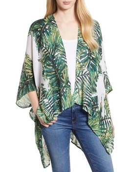 Tropical Leaves Cover Up by Accessory Street