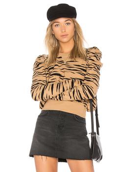 Zaza Zebra Pullover Sweater by Free People