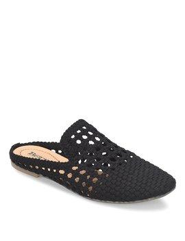 Born Cameo Woven Mules by Born