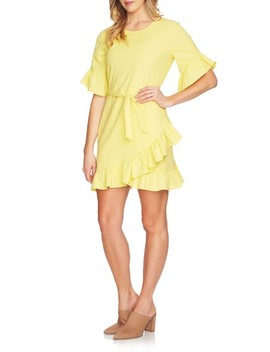 Ruffle Skirt Dress by 1.State