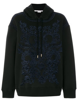 Embroidered Hoodie by Stella Mc Cartney