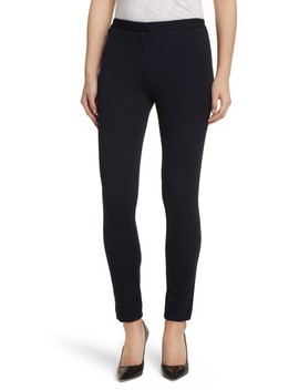 Piqué Skinny Pants by Theory