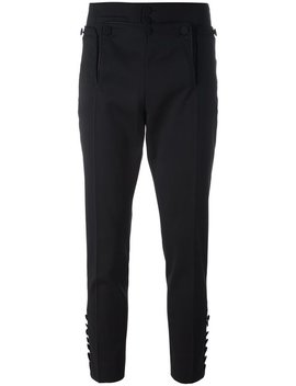 Bib Detail Trousers by Dsquared2