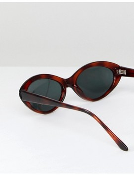 Reclaimed Vintage Inspired Cat Eye Sunglasses In Tort Exclusive To Asos by Reclaimed Vintage