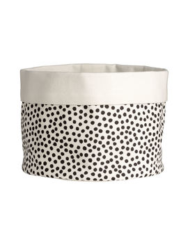 Fabric Bread Basket by H&M
