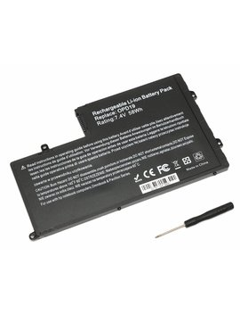 Skyvast 7.4 V 58 Wh Laptop Battery For Dell Inspiron 15 15 5548 15 5547 15 5545 15 N5447, Type 0 Pd19 Battery by Skyvast