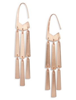 Mallie Drop Earrings by Kendra Scott