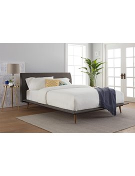 Better Homes And Gardens Flynn Mid Century Bed, Queen, Multiple Colors by Better Homes And Gardens