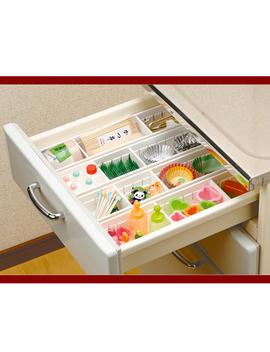 Adjustable New Drawer Organizer Home Kitchen Board Free Divider Tableware Storage Box Creative Design by International Shop On Aliexpress