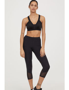 Lauftights In 3/4 Länge by H&M