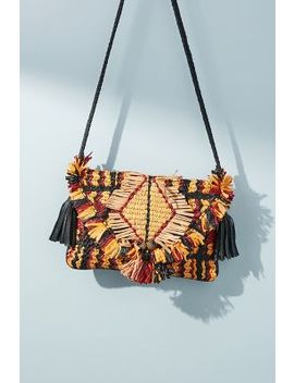 Antik Batik Hedia Envelope Crossbody Bag by Antik Batik