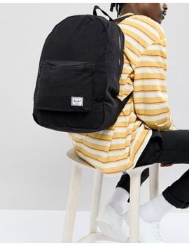 Herschel Supply Co Daypack Cotton Casual Backpack 24.5 L by Herschel Supply Co