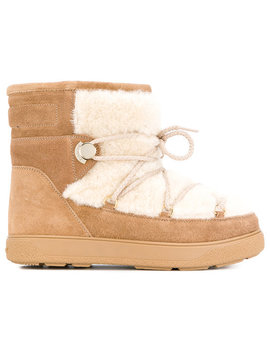 New Fanny Snow Boots by Moncler