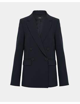 Good Wool Piazza Jacket by Theory