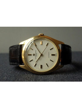 Vacheron Constantin Automatic 18 K Yg Watch Ref.4870 1019 Caliber 1950 36 Mm Rare by Vacheron Constantin