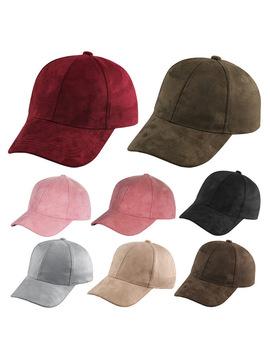 2017 New Brand Stylish Men Women New Black Baseball Cap Snapback Hat Hip Hop Adjustable Bboy Caps Suede Multi Colors Hats by Cele China Top 1