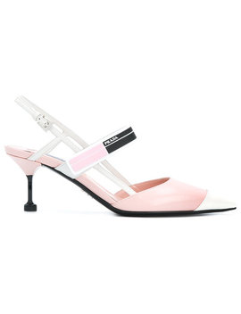 Etiquette Pumps by Prada