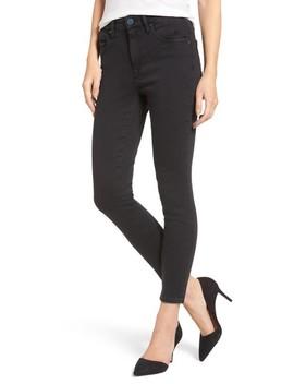 Tess High Waist Ankle Skinny Jeans by Mavi Jeans