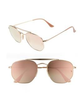 Marshal 54mm Aviator Sunglasses by Ray Ban