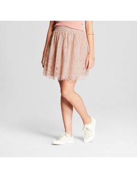 Women's Lace Skirt   Xhilaration™ by Xhilaration™