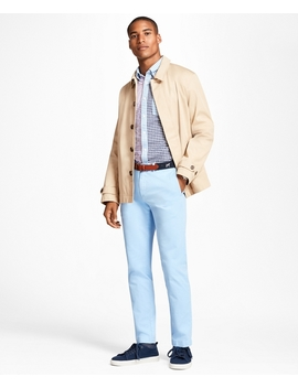 Bonded Twill Jacket by Brooks Brothers