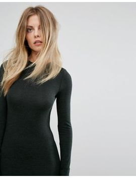French Connection Bodycon Sweat Dress by French Connection