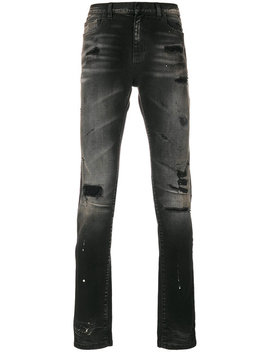 Distressed Effect Jeans by Faith Connexion