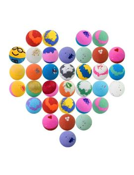 Bath Bombs 14 Assorted Gift Made In Usa Premium Quality Bath Bomb Present by Jhaz Soaps