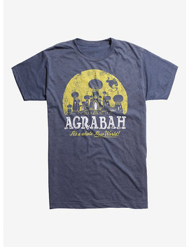 Disney Aladdin Agrabah Vacation T Shirt by Hot Topic