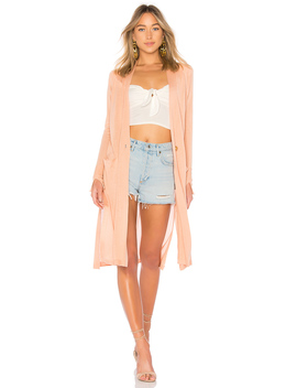 Duster Cardigan by Halston Heritage