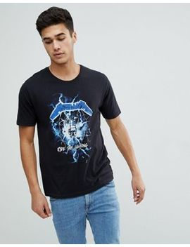 Only & Sons Metallica T Shirt by Only & Sons