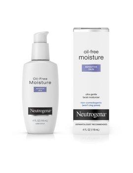 Neutrogena Oil Free Lotion Face Moisturizer , 4fl Oz ,Spf 15 (Sensitive Skin) by Neutrogena
