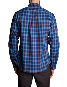 Plaid Sport Shirt by Descendant Of Thieves