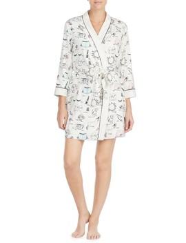 Print Robe by Kate Spade New York