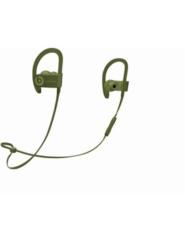 Powerbeats3 Wireless Earphones   Neighborhood Collection   Turf Green by Beats By Dr. Dre