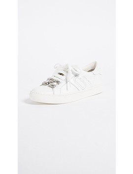 Empire Chain Link Sneakers by Marc Jacobs
