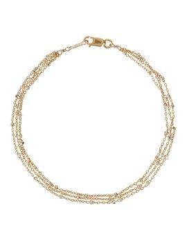 Three Layer Chain Bracelet by Phyllis + Rosie