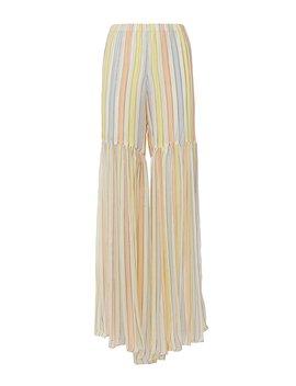 Summer Sheer Pants by Caroline Constas Mer