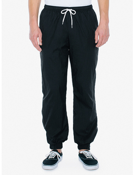 Crinkle Nylon Team Pant by American Apparel